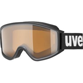 UVEX g.gl 3000 P Goggles black mat/polavision